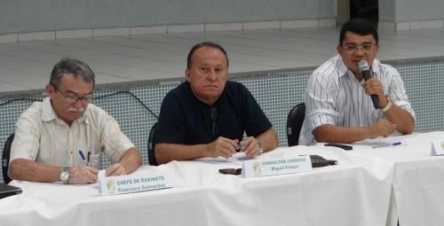 Prefeito Kerginaldo Pinto nomeia comissão do concurso público
