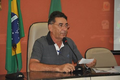 Os trabalhos foram coordenados pelo Sr. Pedro Alves, Coordenador Geral do Território Central Cabugí e Litoral Norte
