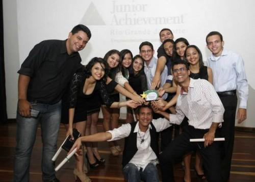 Grupo do IFRN Macau ganha prêmio