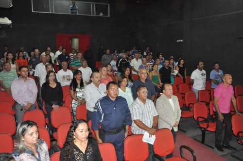 Público presente