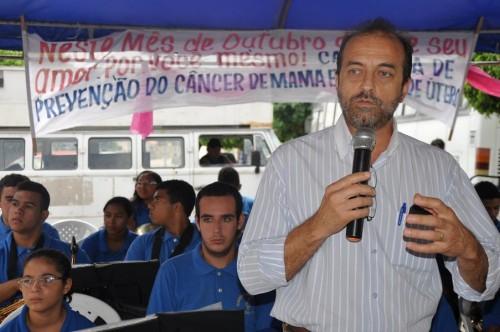 Secretário Coutinho fala da importância da prevenção
