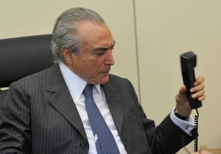 Michel Temer ligou para Dilma e deu um ultimato à presidente