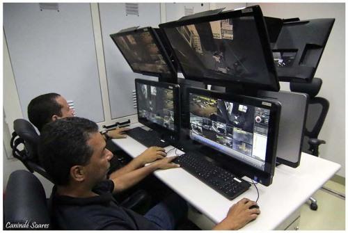 Equipamentos de última geração no monitoramento do carnaval de Macau