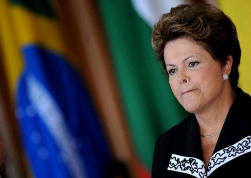 Presidente Dilma Foto: Pedro Ladeira/AFP