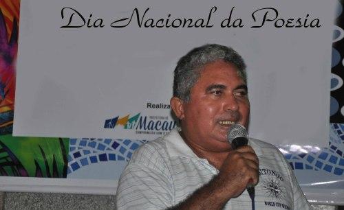 Presidente da FMC, Valdemir Nunes esta a frente das comemorações
