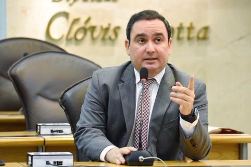 Deputado Gustavo Fernandes - Foto João Gilberto ALRN (2)