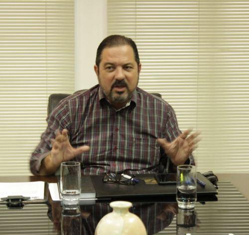 Luiz Gomes anuncia saída do PEN - Foto Grifo Comunicação (1)